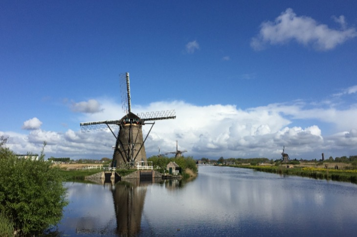 Bike and Barge Holland: Flowers, Golden-Age Towns and More!