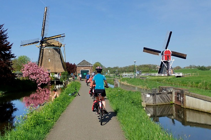 Bike and Barge Holland with Peek into Germany!
