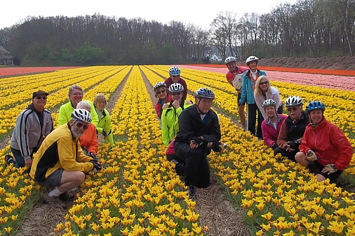 Holland Boat and Bike 10-day Tour